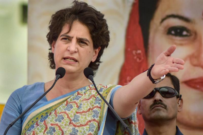 As Congress Eyes to Become Main Oppn Party in UP, Leaders Express Confidence in Priyanka Gandhi