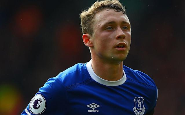 Pennington has forces his way into Ronald Koeman's first team plansCredit: REX
