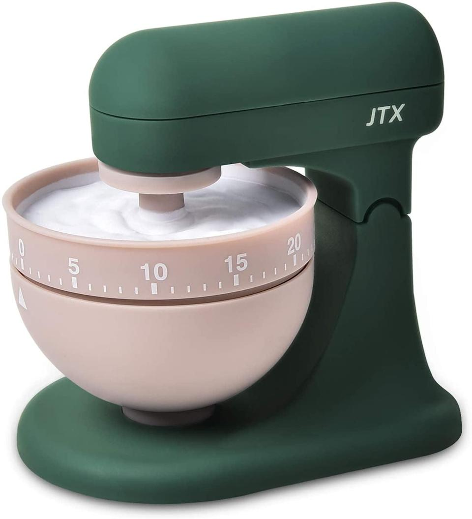 <p>Take everything out of the oven on time with this <span>JTX Kitchen Timer </span> ($14).</p>