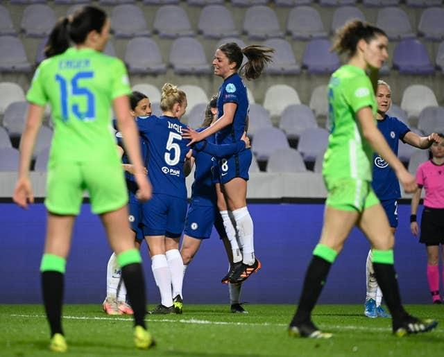 Pernille Harder helps Chelsea to first-leg victory against Wolfsburg – dana