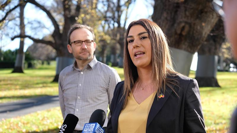 Victorian Greens MP Lidia Thorpe will take the seat vacated by Richard Di Natale in the Senate