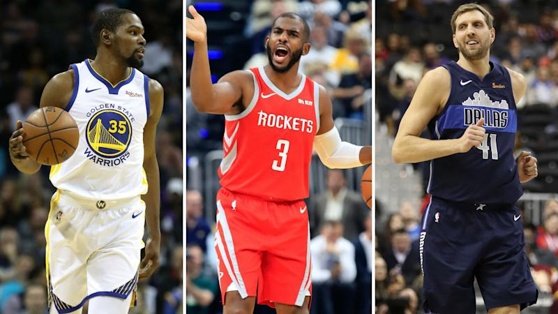 From Dirk to Durant: Five NBA milestones to watch