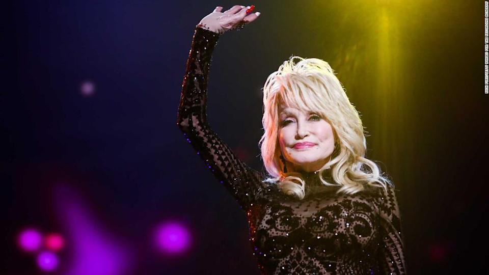 """<p>Dolly Parton honored as MusiCares Person of the Year in Los Angeles, California in 2019.</p><div class=""""cnn--image__credit""""><em><small>Credit: Rich Fury/Getty Images for The Recording Academy / Getty Images for NARAS</small></em></div>"""