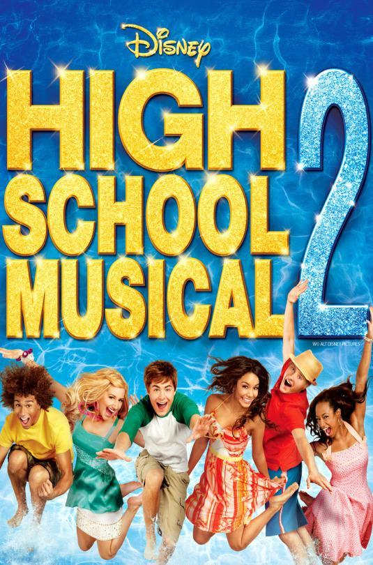 <p>If you've ever wanted to see Zac Efron scream-sing his way across a golf course, this is your movie.<br><br><i>(Credit: Disney Channel)</i> </p>