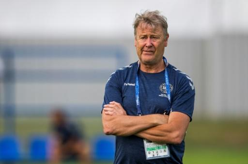 """Denmark coach Age Hareide made some unflattering remarks about France in the build-up to the World Cup, calling them """"nothing special"""""""