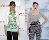 """<p><em>Then: </em>At the American Girl Store opening in 2006</p><p><em>Now: </em><span class=""""redactor-invisible-space"""">At the 2015 MTV Movie Awards</span></p>"""