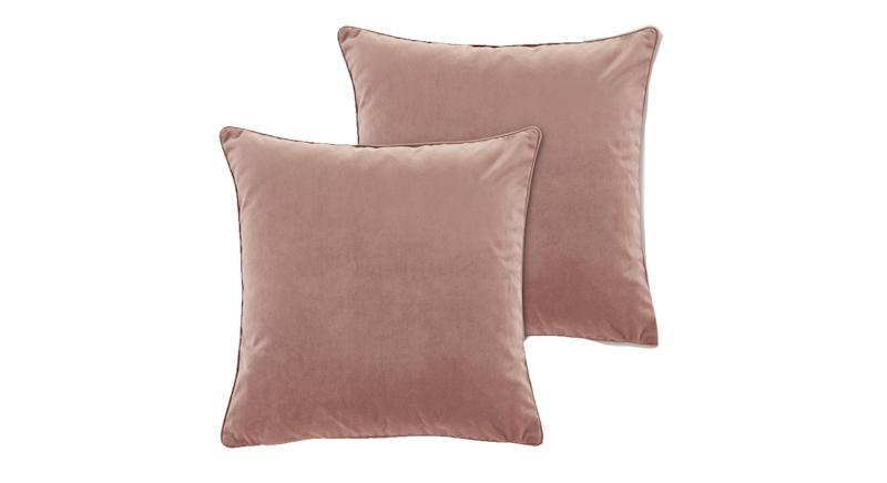 Julius Set of 2 Velvet Cushions