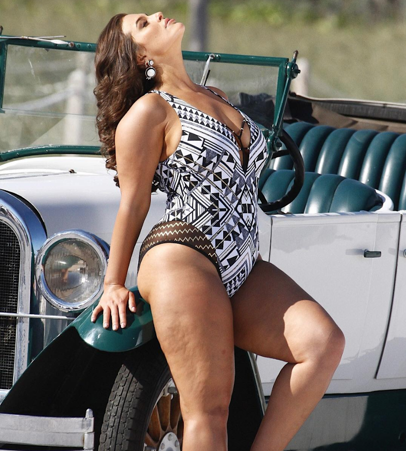 10 Celebrities on Why They DGAF About Cellulite
