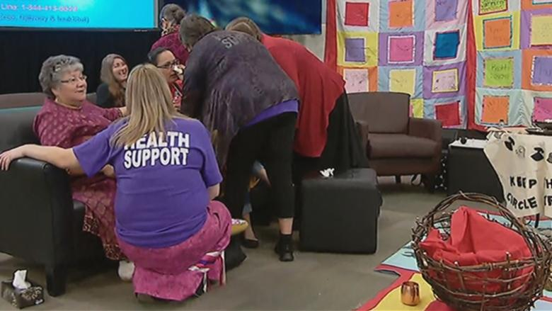 Families testifying at MMIWG inquiry say aftercare support is lacking