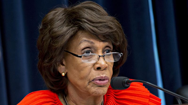 Maxine Waters On Trump's Latest Attack: I Am Not Intimidated By Don The Con Man