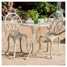 <p>Turn your outdoor space into a swanky bistro-inspired spot with this <span>Christopher Knight Home Anacapa 3pc Cast Aluminum Patio Bistro Set - Sand</span> ($180). It also comes in black.</p>