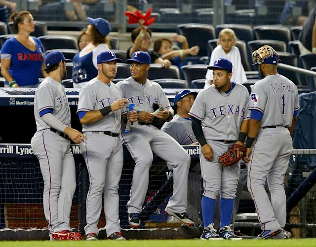 Rangers start to rebuild in muck of lost season