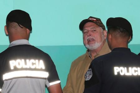 Panama ex-President Martinelli granted pre-trial house arrest
