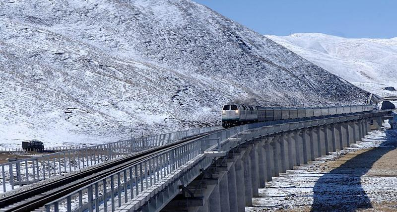 CHINA-TIBET-TRANSPORTATION-DEVELOPMENT (CN)