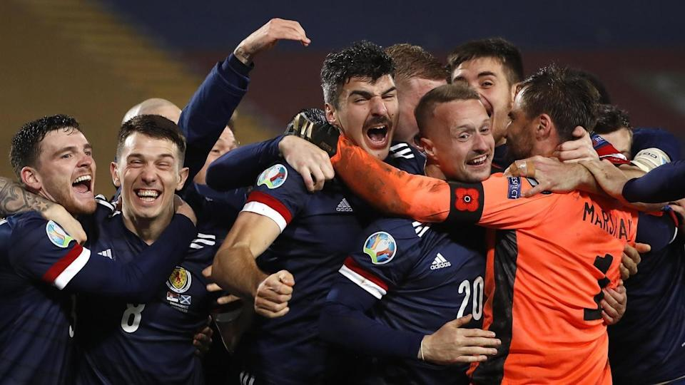 Scotland qualify for Euro 2020 after 22 years