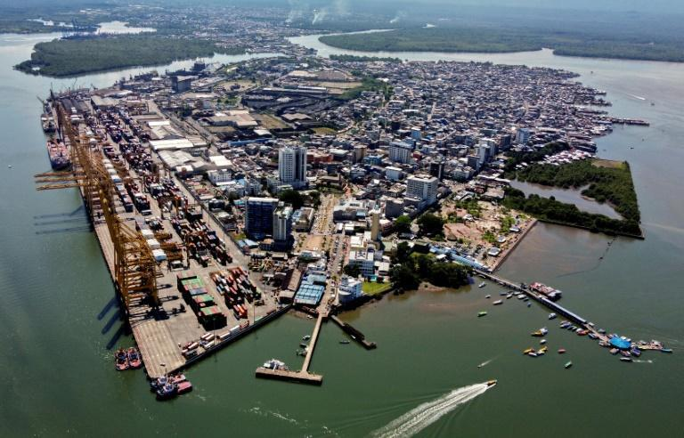 Some 40 percent of Colombia's international trade passes through the Buenaventura port, but also most of the cocaine heading to the United States