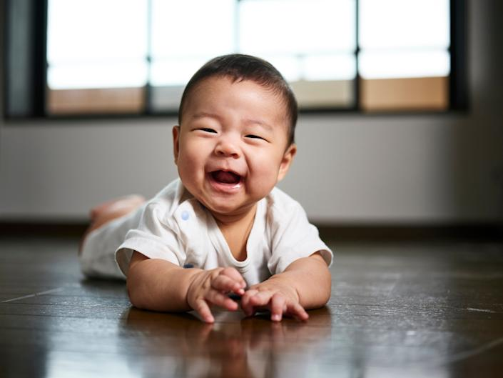 As 2020 approaches, baby name experts are identifying trends likely to make a splash next year. (Photo: RichLegg via Getty Images)