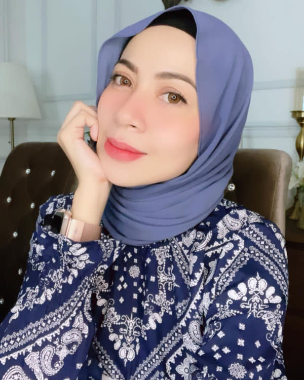 Syura is one of the individuals being sued by Siti Nordiana