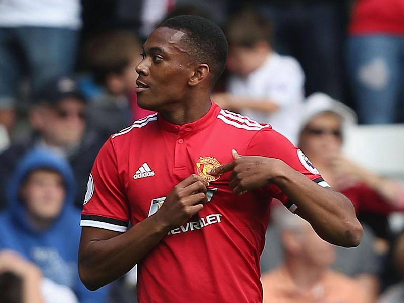Jose Mourinho reveals the pre-season talks that sparked Anthony Martial's return to form at Manchester United
