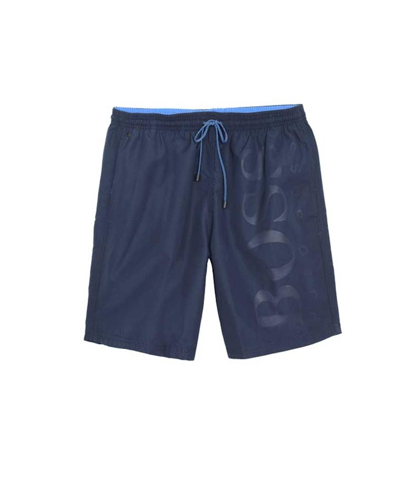 "<p>Boss Men's Orca Solid Swim Trunk in Navy/Teal, $74 + 30% off, <a rel=""nofollow"" href=""https://www.amazon.com/dp/B00R9DE6AQ?th=1"">amazon.com</a> </p>"