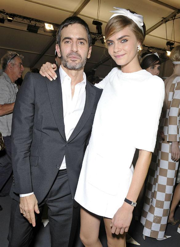 Marc Jacobs Dropped Cara Delevingne From His Catwalk Show For Being A 'Dwarf'