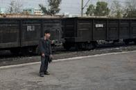 <p>The Korean State Railway is the only network provider in the state and was used regularly by the nation's former leader Kim Jong Il, who had a chronic fear of flying. (Getty) </p>