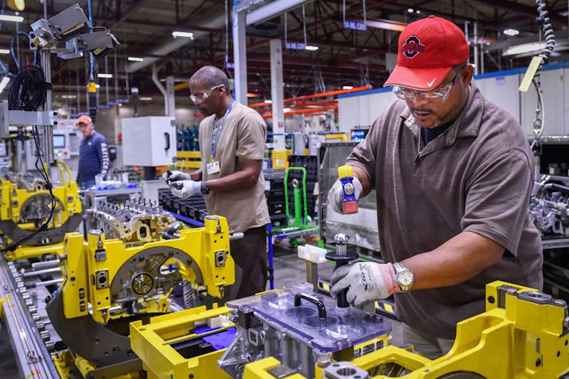 GM moving ahead with salaried job cuts, says modest number in Canada