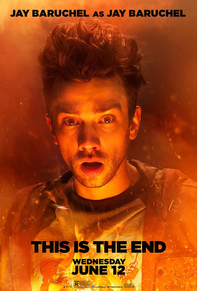 "Jay Baruchel stars in Columbia Pictures' ""This Is the End"" - 2013"