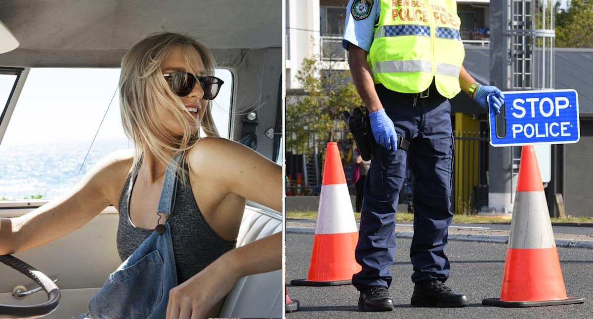 $238 fine faces any driver letting passengers try this risky act