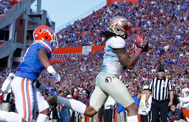 Florida and Florida State extend rivalry through 2018 season