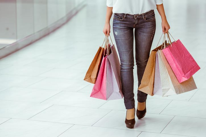 Go for it and shop! [Photo credit: GeorgeRudy | Getty Images]