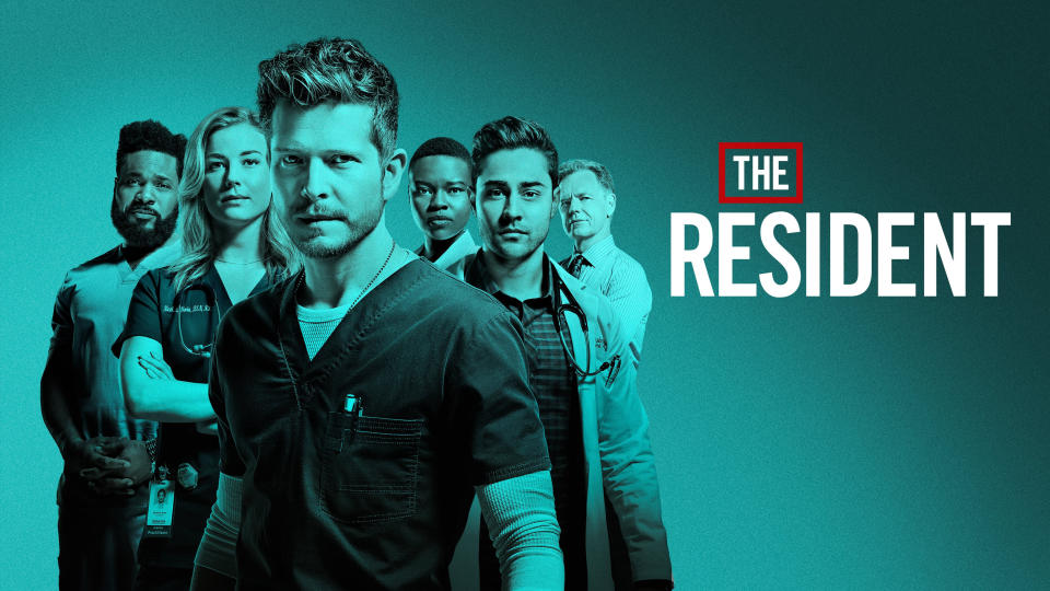 'The Resident'. (Credit: Fox/Disney)