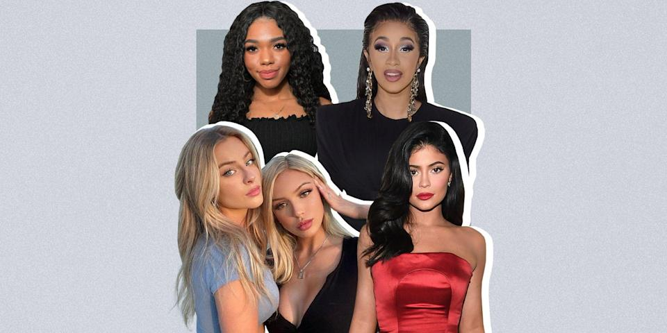 <p>Though fans are constantly wondering whether their fave celebrities have gotten plastic surgery, it's not easy for stars to admit to going under the knife. But from Kylie Jenner to Ashley Tisdale, these celebrities publicly shared their experiences with plastic surgery. </p>
