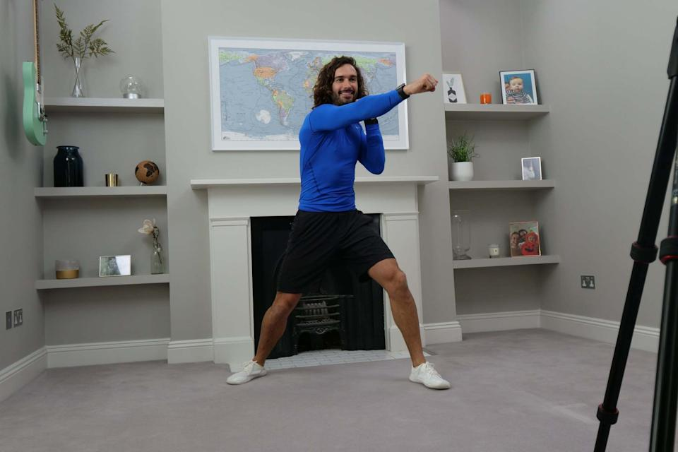 Joe Wicks has admitted missing the daily PE sessions (The Body Coach via Getty Images)
