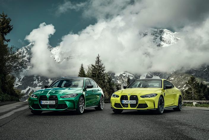 2021 BMW M3 and M4_1