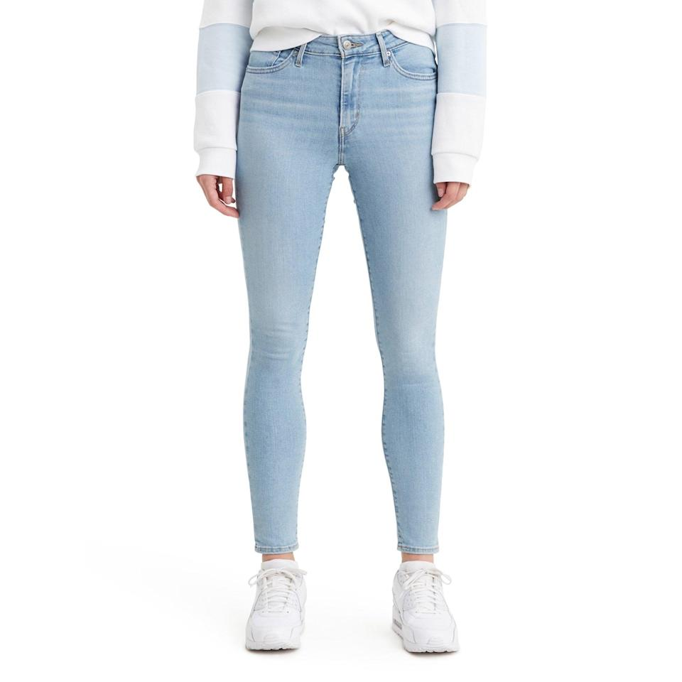 <p>You can never go wrong with a good pair of staple jeans and the <span>Levi's Women's 721 High-Waisted Skinny Jeans</span> ($50, originally $80) are a must-have.</p>