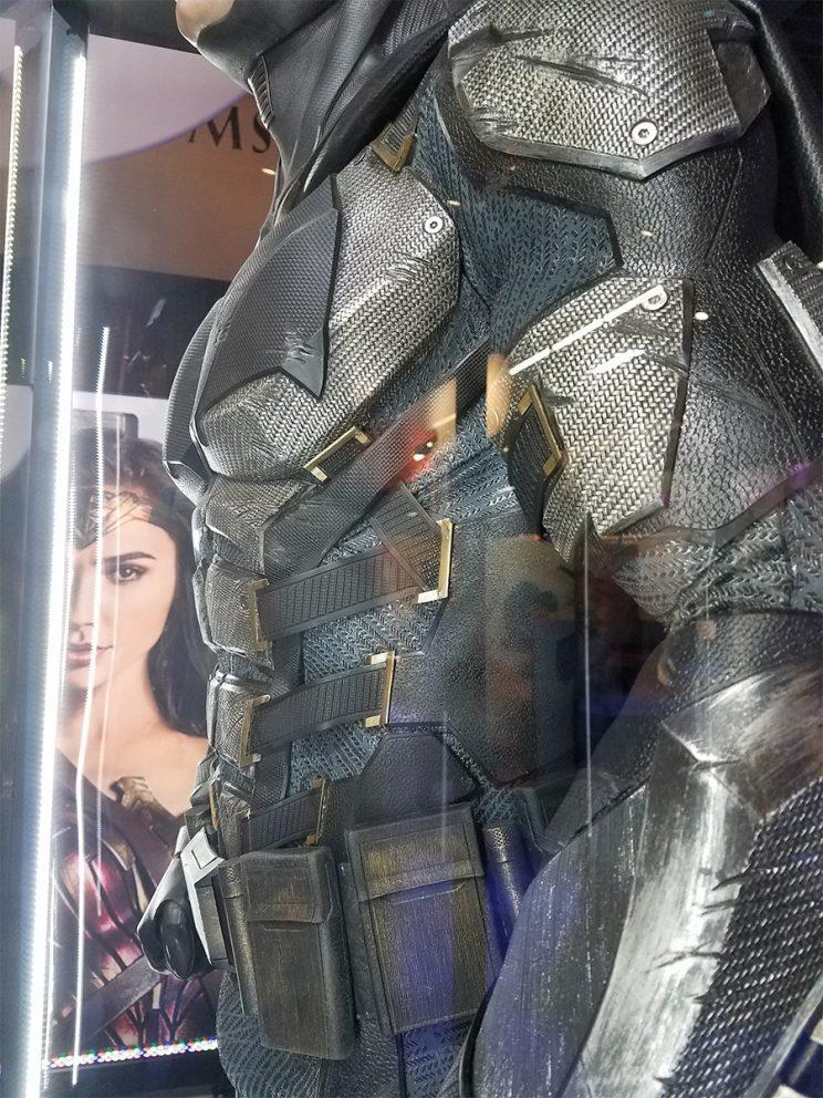 So Batman is into straps now - Credit: Collider