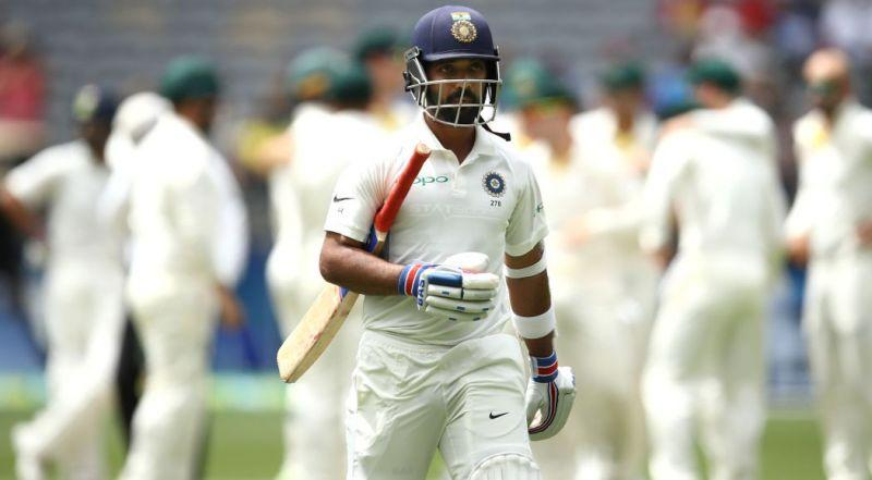 Rahane has under0performed in South Africa, England, India and now even in Australia