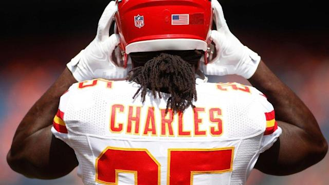 Former Chiefs RB Jamaal Charles is first drum leader of 2019 season