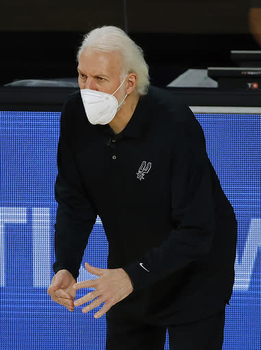 It's over: For first time in 23 seasons, Spurs miss playoffs