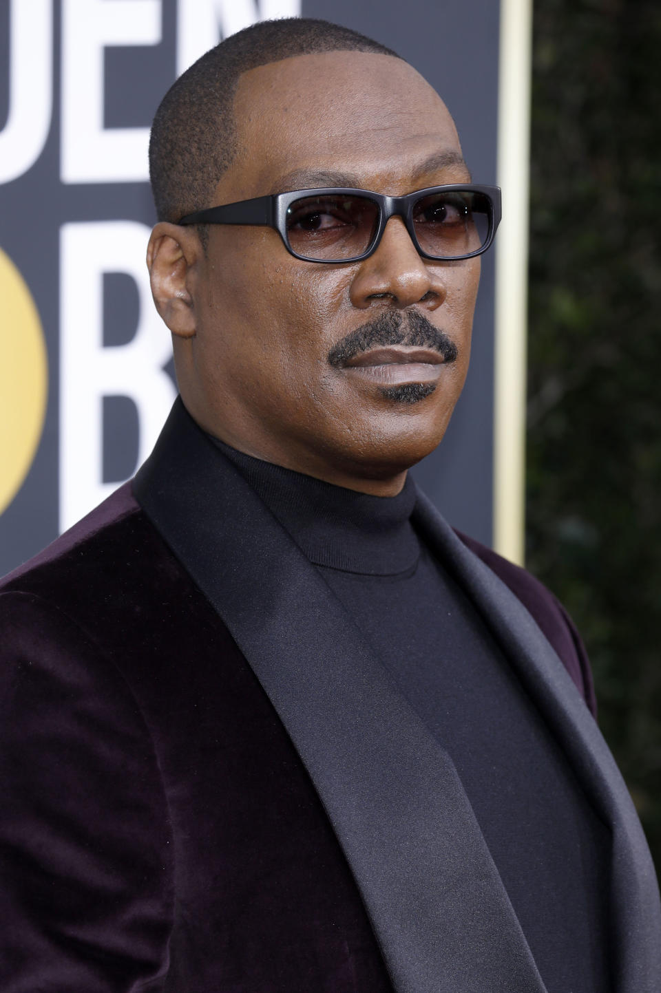 Eddie Murphy photographed on the red carpet of the 77th Annual Golden Globe Awards at The Beverly Hilton Hotel on January 05, 2020 in Beverly Hills, California. (P. Lehman / Barcroft Media via Getty Images)