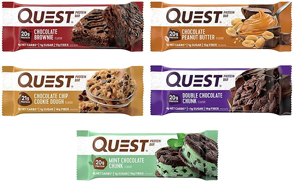 This variety pack hits the spot in a few different ways. (Photo: Amazon)