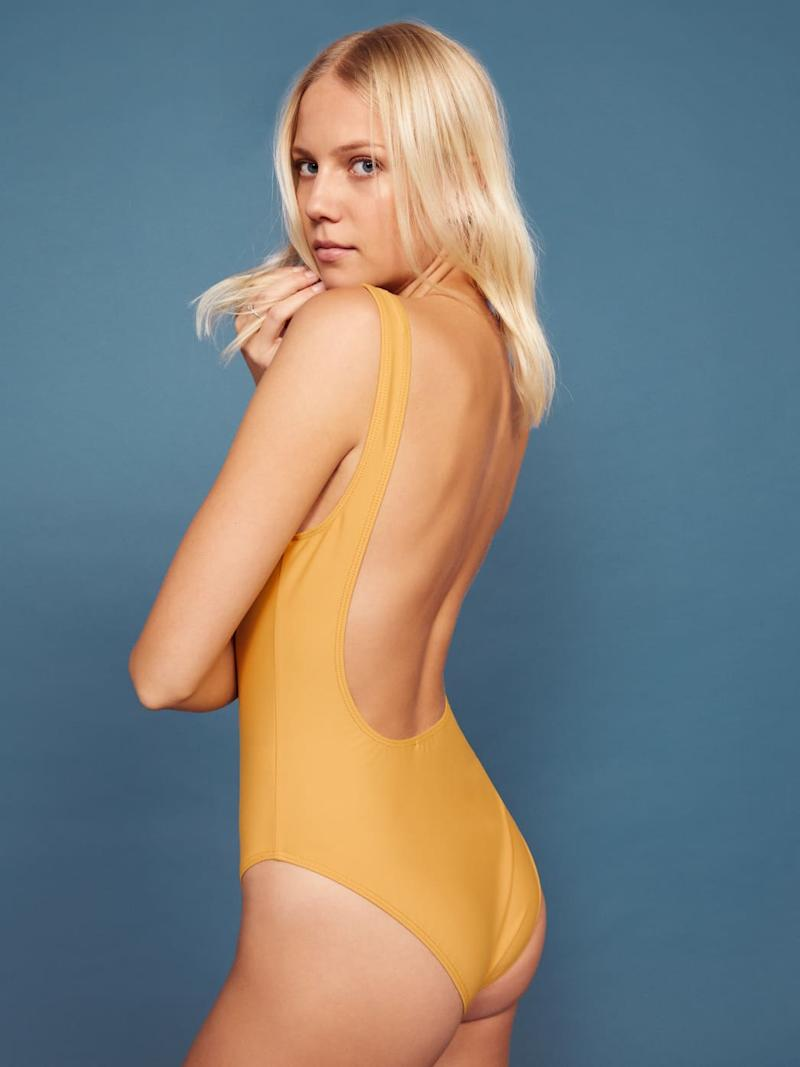 Reformation Terracotta One Piece
