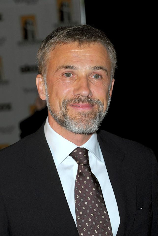"<a href=""http://movies.yahoo.com/movie/contributor/1809655132"">Christoph Waltz</a> at the 13th Annual Hollywood Awards Gala held at the Beverly Hilton Hotel - 10/26/2009"
