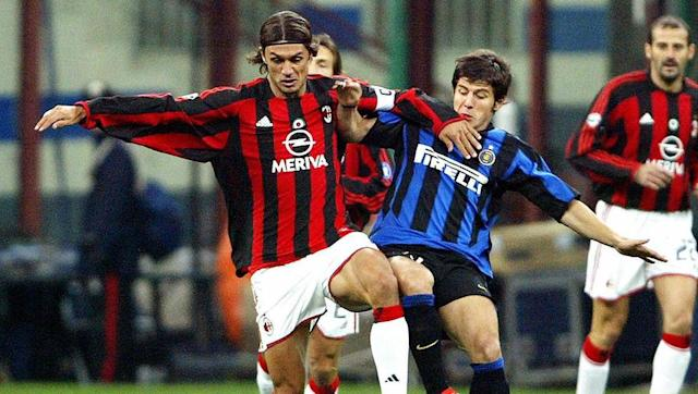 "<p>Sir Alex Ferguson once described Maldini as the ""perfect defender"" and to be honest, their isn't really any argument against that.</p> <br><p>Starting out as a left-back at just 16, the Italian was part of Fabio Capello's great AC Milan side of the early 1990's before switching to centre-back, where he was just as good, for the latter stages of his 25-year career with the club.</p>"