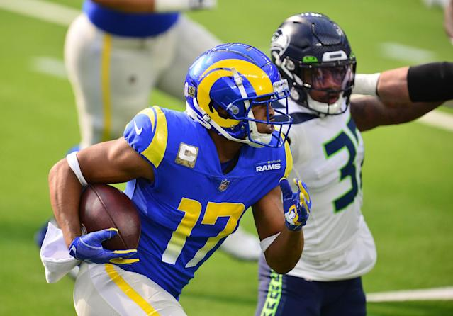 Rams Now Only 1 Point Underdogs Vs Seahawks In Week 16