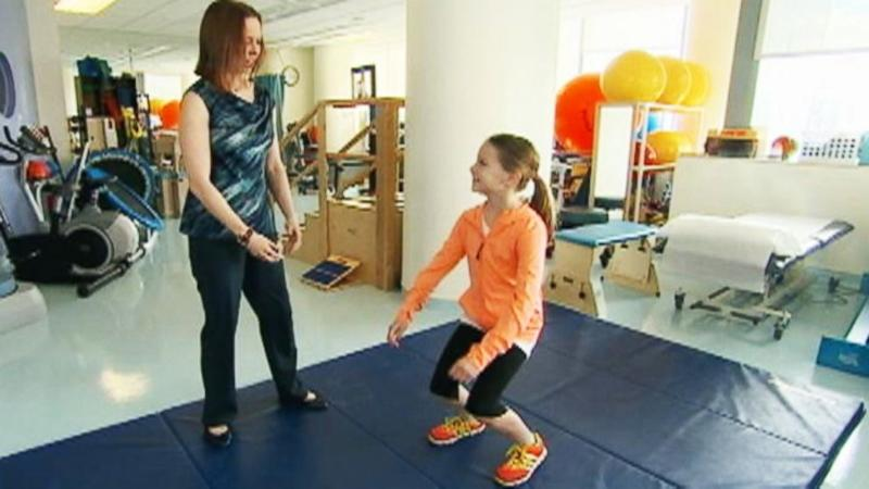 Exercises Aim to Reduce ACL Tears in Kids