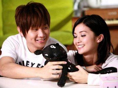 JJ Lin and Charlene Choi again