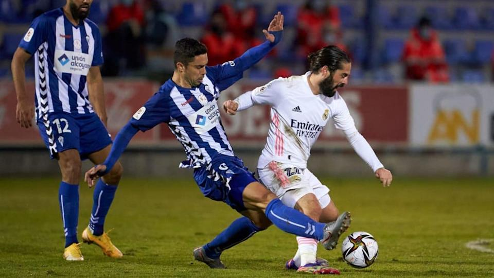 CD Alcoyano v Real Madrid - Copa del Rey | Quality Sport Images/Getty Images