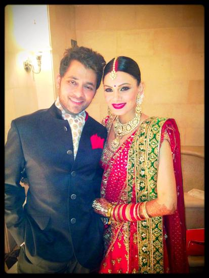 Aanchal Kumar married Mumbai businessman Anupam Mittal last weekend